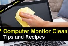 How to Clean Laptop Touch Screen