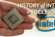 Photo of Intel Processors Generations List
