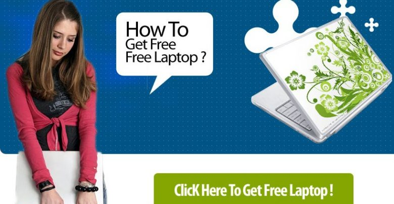 Get a Free Laptop for Real 2019