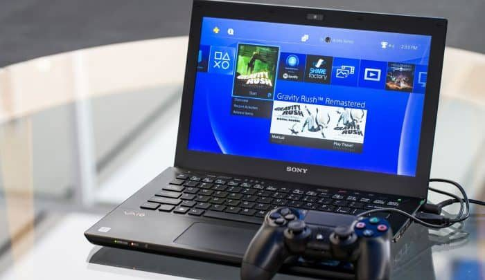 How to Play PS4 on Laptop Screen with HDMI?