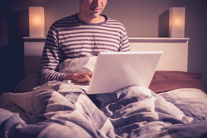 How to Use Laptop in Bed Without Overheating?