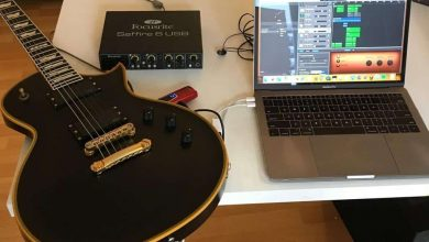Photo of How to connect guitar to laptop for recording?